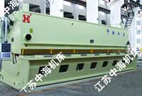 QC11K/QC11Y-系列数控液压闸式剪板机