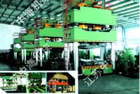 YZH27-系列框架式单动薄板拉伸液压机